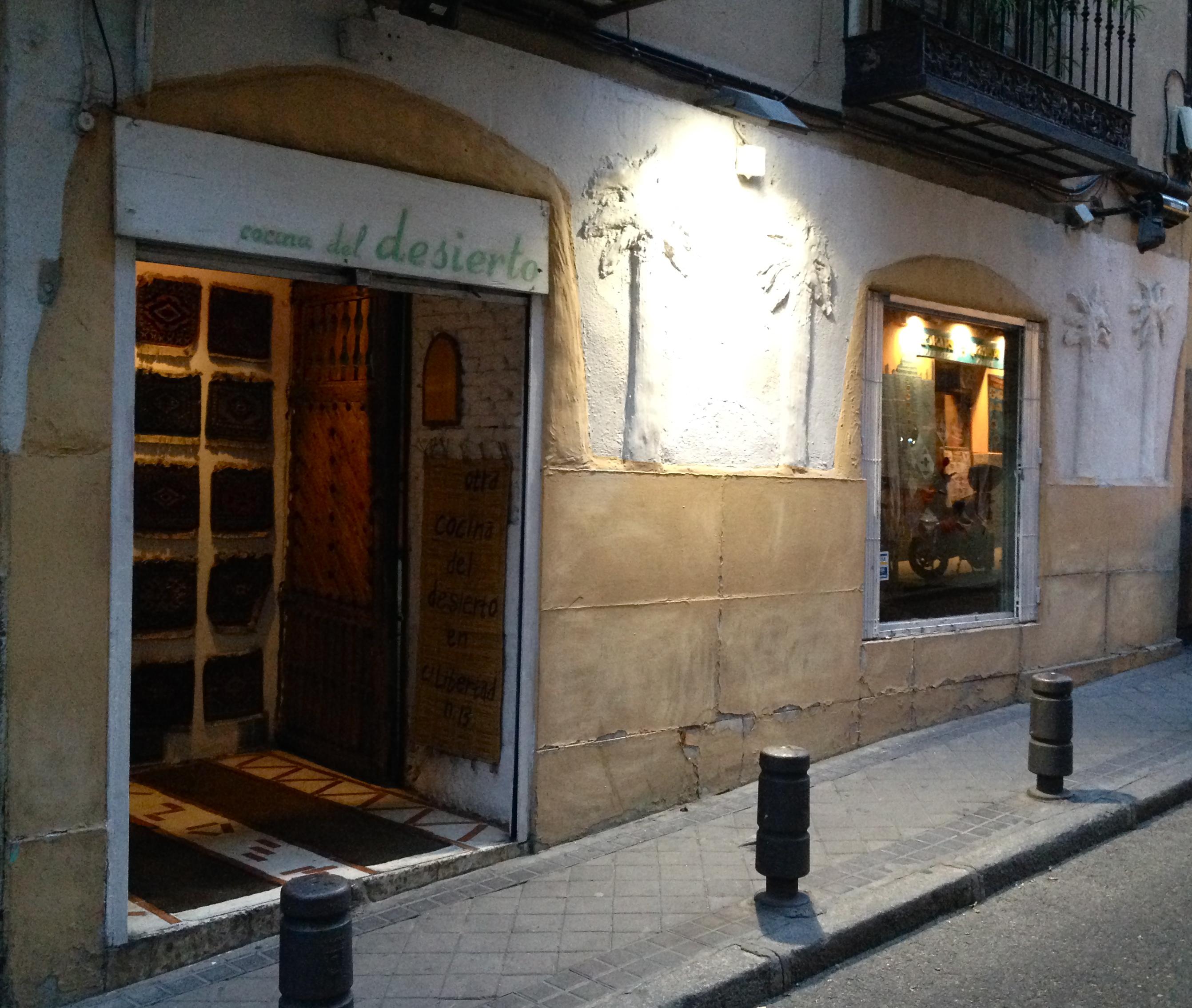 La cocina del desierto madrid los mil y un sabores boka2blog - La cocina madrid ...