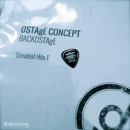 """""""BACKDSTAGE"""""""
