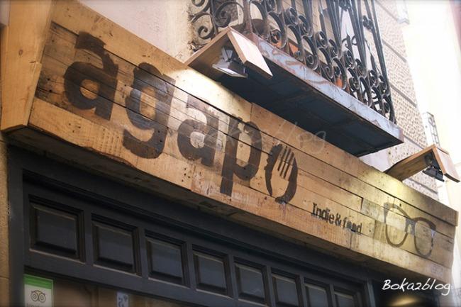 """""""Agapo"""""""