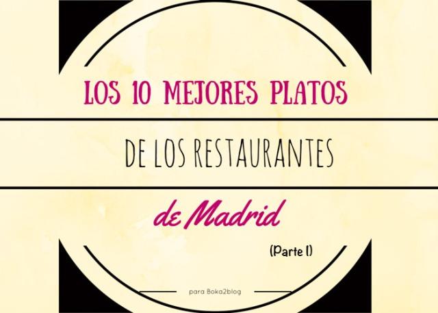 10 mejores platos