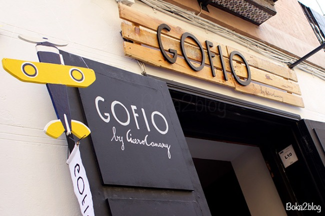 """""""Gofio"""" by Cícero Canary."""