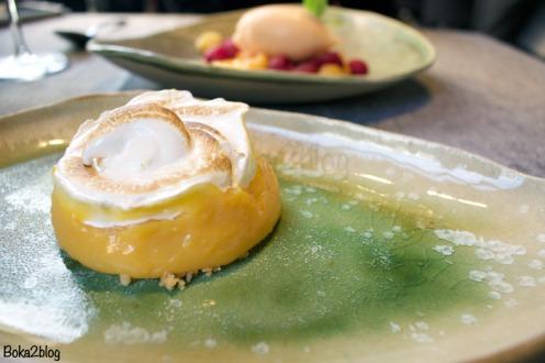 """tarta de queso con merengue"""