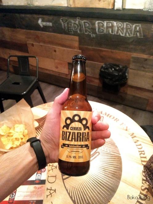 Fogg Bar cerveza Bizarra
