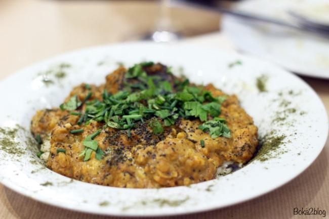 Dhal con curry casero Llantén